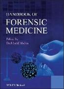 Cover-Bild zu Handbook of Forensic Medicine (eBook) von Madea, Burkhard (Hrsg.)