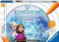 Cover-Bild zu tiptoi® Die Eiskönigin - Völlig unverfroren. Das verdrehte Wettlaufspiel