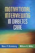 Cover-Bild zu Motivational Interviewing in Diabetes Care von Steinberg, Marc P.