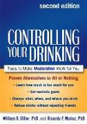 Cover-Bild zu Controlling Your Drinking, Second Edition von Miller, William R