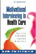 Cover-Bild zu Motivational Interviewing in Health Care (eBook) von Rollnick, Stephen