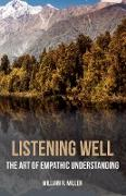 Cover-Bild zu Listening Well (eBook) von Miller, William R.
