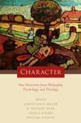 Cover-Bild zu Character (eBook) von Miller, Christian B. (Hrsg.)