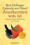 Cover-Bild zu Anerkennen was ist von Hellinger, Bert