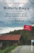 Cover-Bild zu Hillbilly-Elegie von Vance, J. D.