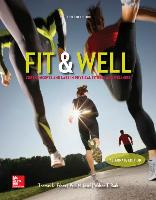 Cover-Bild zu Looseleaf Fit & Well Alternate Edition with Livewell Access Card von Fahey, Thomas