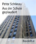 Cover-Bild zu Aus der Schule geplaudert (eBook) von Schönau, Peter