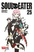 Cover-Bild zu Ohkubo, Atsushi: Soul Eater, Band 25