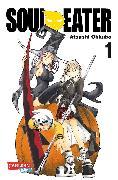 Cover-Bild zu Ohkubo, Atsushi: Soul Eater, Band 1