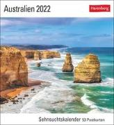 Cover-Bild zu Harenberg (Hrsg.): Australien Kalender 2022