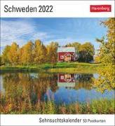 Cover-Bild zu Skogedal, Torbjörn: Schweden Kalender 2022