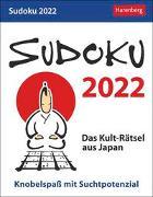 Cover-Bild zu Harenberg (Hrsg.): Sudoku Kalender 2022