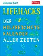Cover-Bild zu Artel, Ann Christin: Lifehacks Kalender 2022