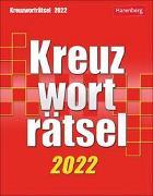 Cover-Bild zu Harenberg (Hrsg.): Kreuzworträtsel Kalender 2022