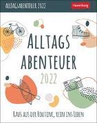 Cover-Bild zu Altmann, Verena: Alltagsabenteuer Kalender 2022