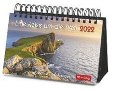 Cover-Bild zu Schnober-Sen, Martina: Eine Reise um die Welt Kalender 2022