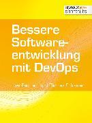 Cover-Bild zu Bessere Softwareentwicklung mit DevOps (eBook) von Baumann, Uwe