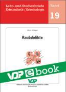 Cover-Bild zu Raubdelikte (eBook) von Mohr, Michaela