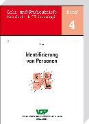Cover-Bild zu Identifizierung von Personen (eBook) von Thiel, Wolfgang
