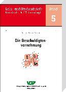 Cover-Bild zu Die Beschuldigtenvernehmung (eBook) von Mohr, Michaela