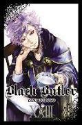 Cover-Bild zu Yana Toboso: Black Butler, Vol. 23
