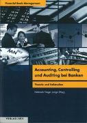 Cover-Bild zu Accounting, Controlling und Auditing bei Banken von Nagel-Jungo, Gabriela (Hrsg.)