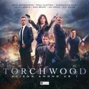 Cover-Bild zu Torchwood - Aliens Among Us von Goss, James