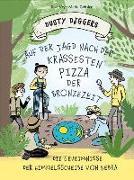 Cover-Bild zu Vry, Silke: Auf der Jagd nach der krassesten Pizza der Bronzezeit