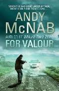 Cover-Bild zu For Valour von McNab, Andy