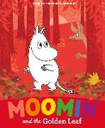 Cover-Bild zu Jansson, Tove: Moomin and the Golden Leaf