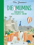 Cover-Bild zu Jansson, Tove: Die Mumins (4). Muminvaters wild bewegte Jugend