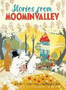 Cover-Bild zu Haridi, Alex: Stories from Moominvalley