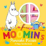 Cover-Bild zu Jansson, Tove: Moomin's Pancake Picnic Peep-Inside