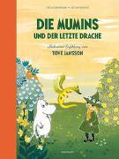 Cover-Bild zu Davidsson, Cecilia: Die Mumins und der letzte Drache