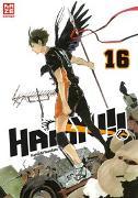 Cover-Bild zu Furudate, Haruichi: Haikyu!! 16