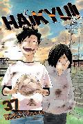 Cover-Bild zu Furudate, Haruichi: Haikyu!!, Vol. 37