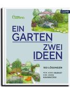 Cover-Bild zu Ein Garten - zwei Ideen von Mein schöner Garten (Hrsg.)