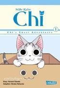 Cover-Bild zu Kanata, Konami: Süße Katze Chi: Chi's Sweet Adventures 1
