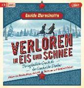 Cover-Bild zu Verloren in Eis und Schnee von Morosinotto, Davide