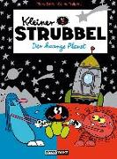 Cover-Bild zu Fraipont, Céline: Kleiner Strubbel - Der haarige Planet