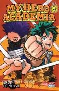 Cover-Bild zu Horikoshi, Kohei: My Hero Academia 23