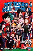 Cover-Bild zu Horikoshi, Kohei: My Hero Academia, Band 4