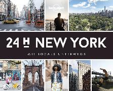 Cover-Bild zu Lonely Planet 24 H New York