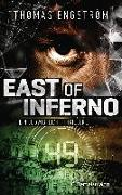 Cover-Bild zu East of Inferno von Engström, Thomas