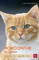Cover-Bild zu Homöopathie für Katzen von Marx-Holena, Hilke