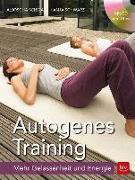 Cover-Bild zu Autogenes Training von Schwarz, Aljoscha