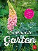 Cover-Bild zu Kraftquelle Garten von Partzsch, Maren