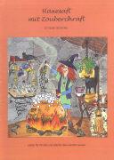 Cover-Bild zu Schenker, Christian: Häxesaft mit Zouberchraft