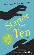 Cover-Bild zu Nicholls, David: Starter for Ten