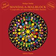 Cover-Bild zu Mandala-Malblock von Dahlke, Rüdiger